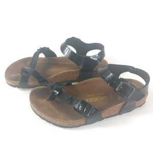 Birkenstock Sandals with 2 Buckles Size 32